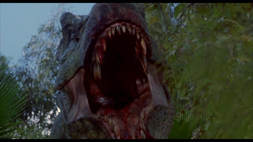Jurassic Park T Rex Roar Jurassic Park III - Ju...